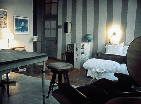 room designed by Dorine de Vos